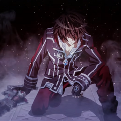 Fang in the opening of Fairy Fencer F: Advent Dark Force