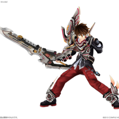 Fang's fury form in the original game