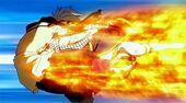 Fire Dragon's Sword Horn
