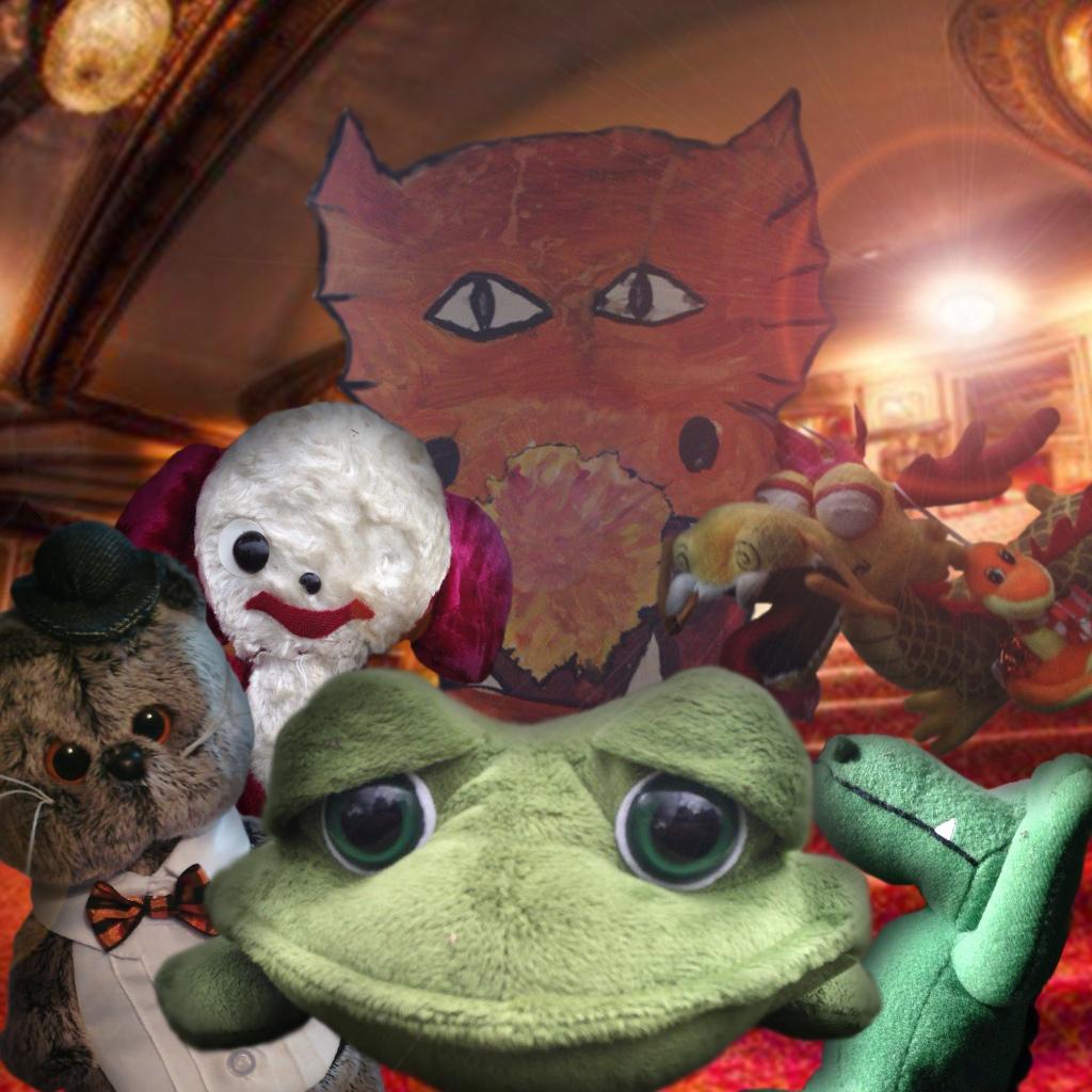 картинка кота из игры фрогги