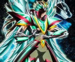Wolf Haruto's Omega Cloth