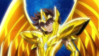 Sagittarius Seiya