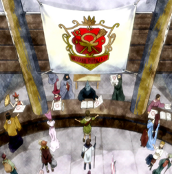Guild in Lucy's imagination