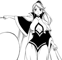 Anna Heartfilia Manga AInfobox