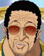 Borsalino Anime Portrait v10