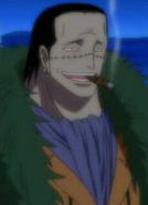 Crocodile Anime Portrait v22