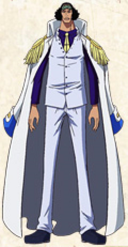 Kuzan Full Body