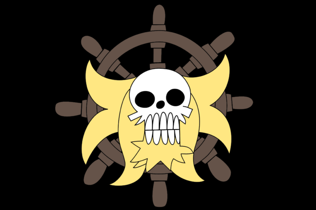 File:Flag of the Golden Lion Pirates.png
