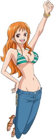 File:Nami Anime Post Timeskip Full Body.png