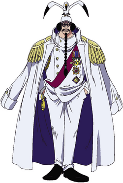 Sengoku Anime Full Body Pre Timeskip