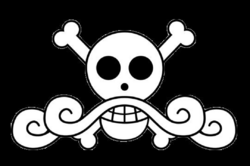 Flag of the Roger Pirates