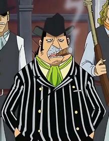 Capone Bege Anime Infobox
