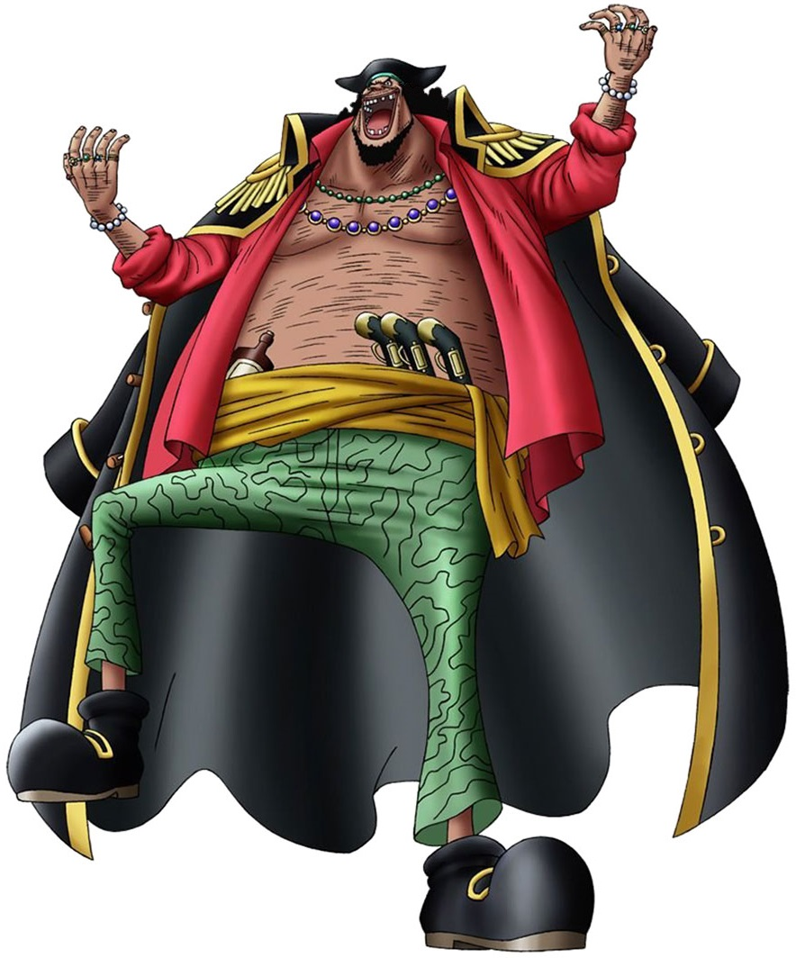 Marshall D Teach Pirate Warriors: The Fairy One Piece Tail Universe Wiki
