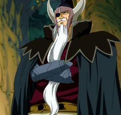 Hades Anime Infobox