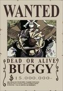 Buggy Steckbrief Original