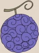 Gum Gomu Cursed Fruit Anime Infobox