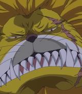 Cat Viper Anime Portriat v4