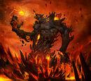 Ten Spells of the Flaming Gods