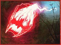 Red Lighting demon rage