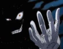 Alucard-eyes-smile-fingers