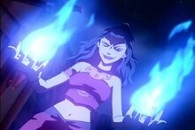 Fire Devil Slayer Magic