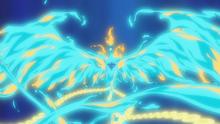 Kai's Phoenix Form