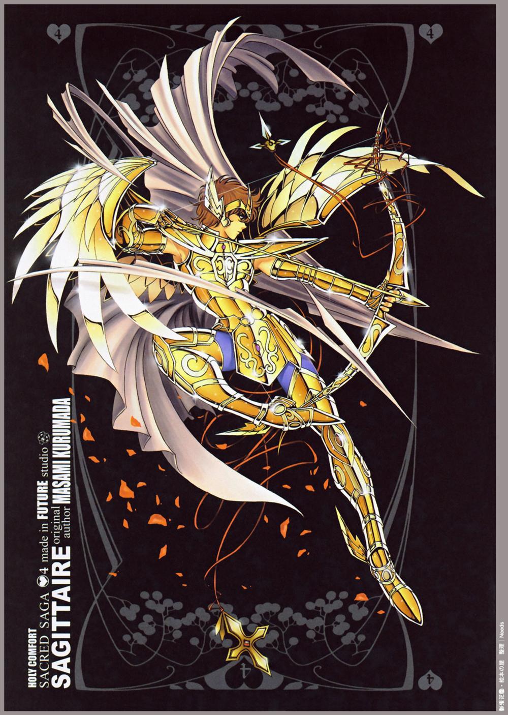 Armadura de Sagitario | Wiki Fairy Tail FanFiction ...  Armadura De Sagitario