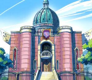 Blue Pegasus Guild
