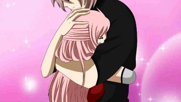 Kenny and cole hug