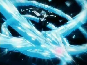 Ice Dragon Slayer Magic