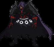 Apparence Bloodman