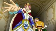 Natsu le roi