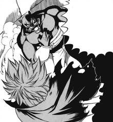 Panther Lily et Mistgun débattent