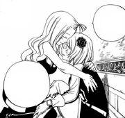 Mirajane et Yukino