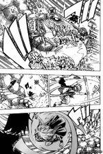 Natsu vs Rog du Futur 2e round