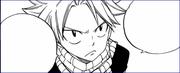 Natsu n'aime pas se battre lors d'un duel à mort