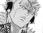 Luxus regard furieux (manga)