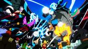 Fairy Tail VS Acnologia