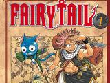 Tomes de Fairy Tail