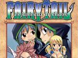 Fairy Tail, le roman : Les Jumeaux du Chaos