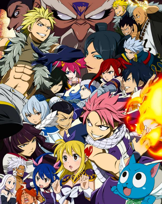 Arc du grand tournoi de la magie fairy tail wiki fandom powered by wikia - Embleme de fairy tail ...