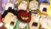 Natsu émeut aux larmes ses camarades