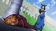 Minerva libère Miliana