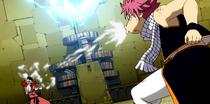 "Natsu fait son ""Hurlement"""