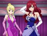 Erza et Lucy