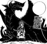 Eileen, ancienne Reine des Dragons