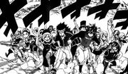 Fairy Tail paré à l'assaut