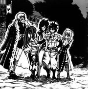 Fairy tail victorieux