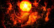 Le Phoenix et sa boule soleil