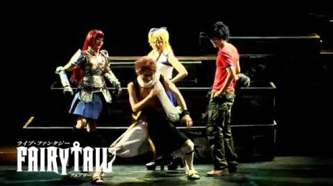 Live Fantasy Fairy Tail Trailer